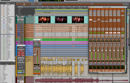 Edition mixage et mastering
