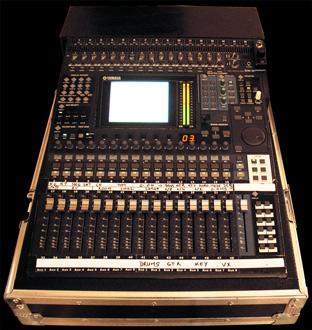 Console numérique Yamaha DM1000 48 voies