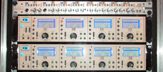Rack preamplificateurs : Audient asp008, Focusrite liquid4pre