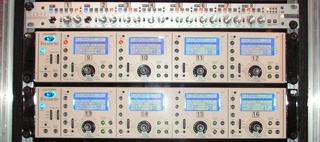 Préamplificateurs et convertisseurs haute qualité pour les captation audio de live